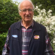 Bernard Mathon, bénévole au Secours Catholique